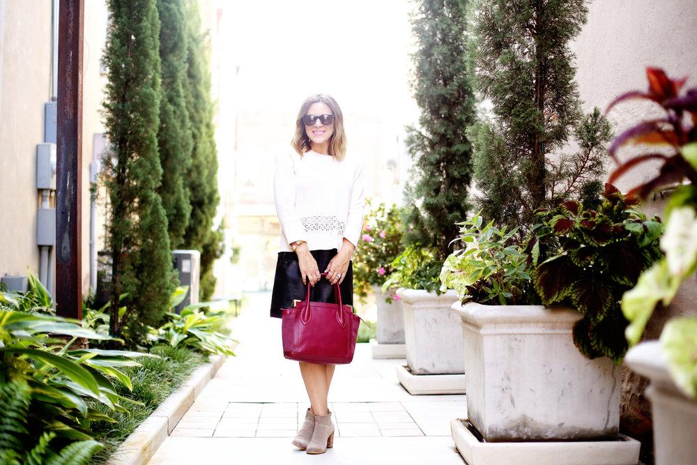 leather skirt blush pink top.jpg