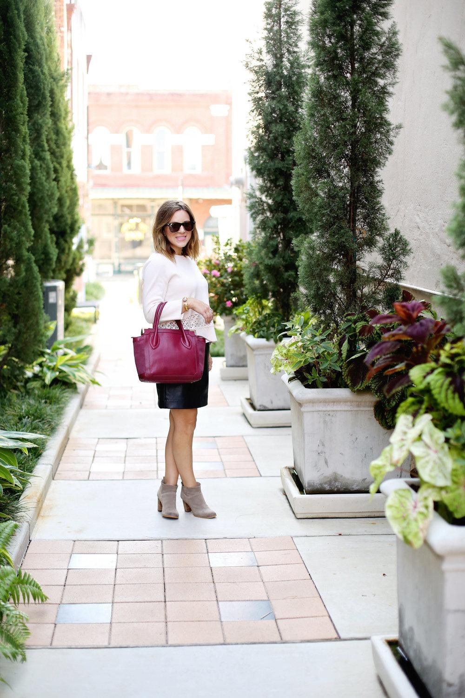 leather skirt jcrew blush top.jpg
