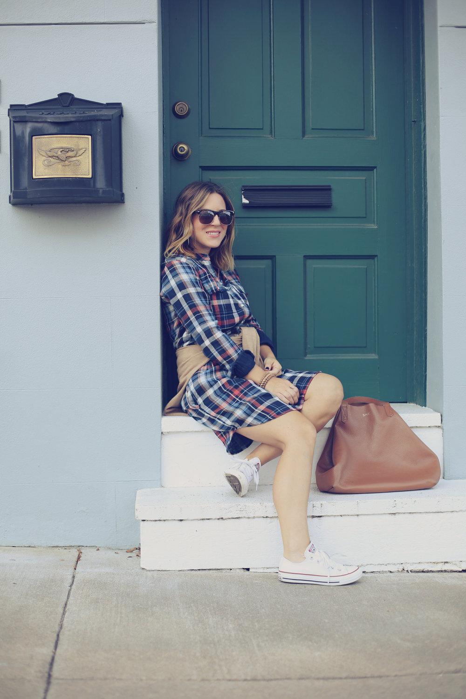 velvet dress- converse- cuyana bag.jpg