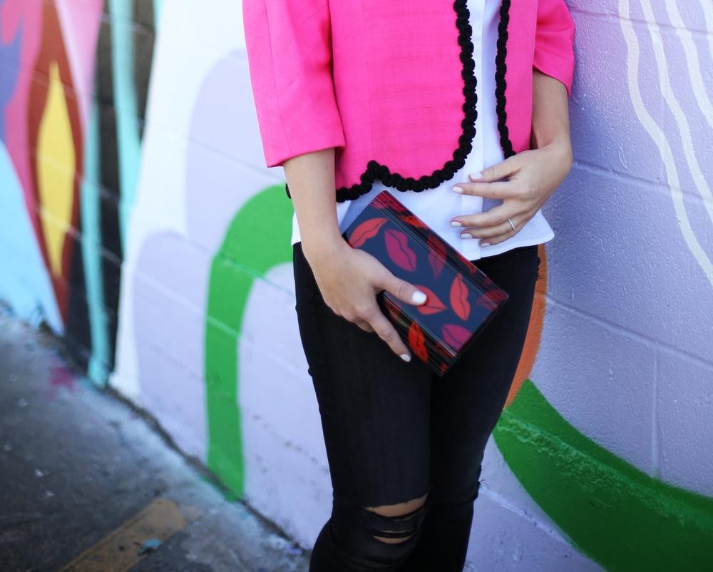 Vintage Pink Jacket and AG distressed Jeans 7.jpg