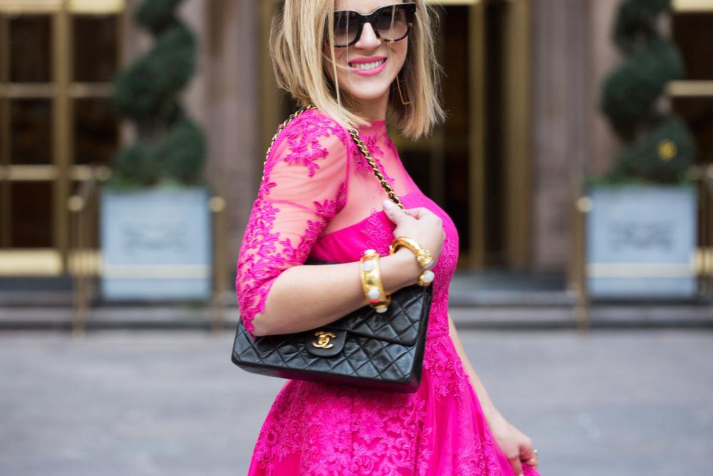 Pink Lace Dress by Monique Lhuillier 5.jpg