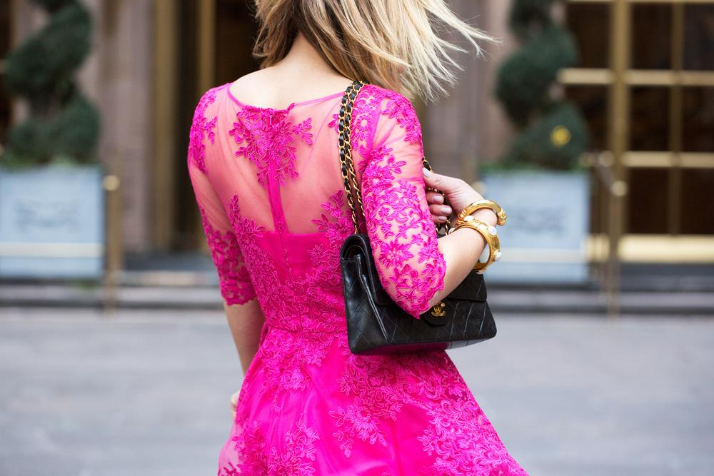 Pink Lace Dress by Monique Lhuillier 6.jpg
