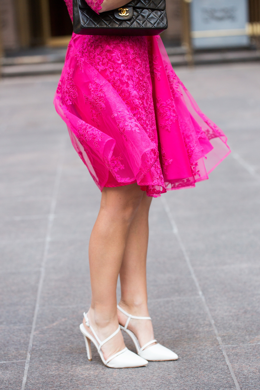 Pink Lace Dress by Monique Lhuillier 3.jpg