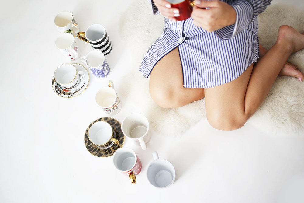 J.Crew striped pajamas and Lerant coffee cups 8.jpg