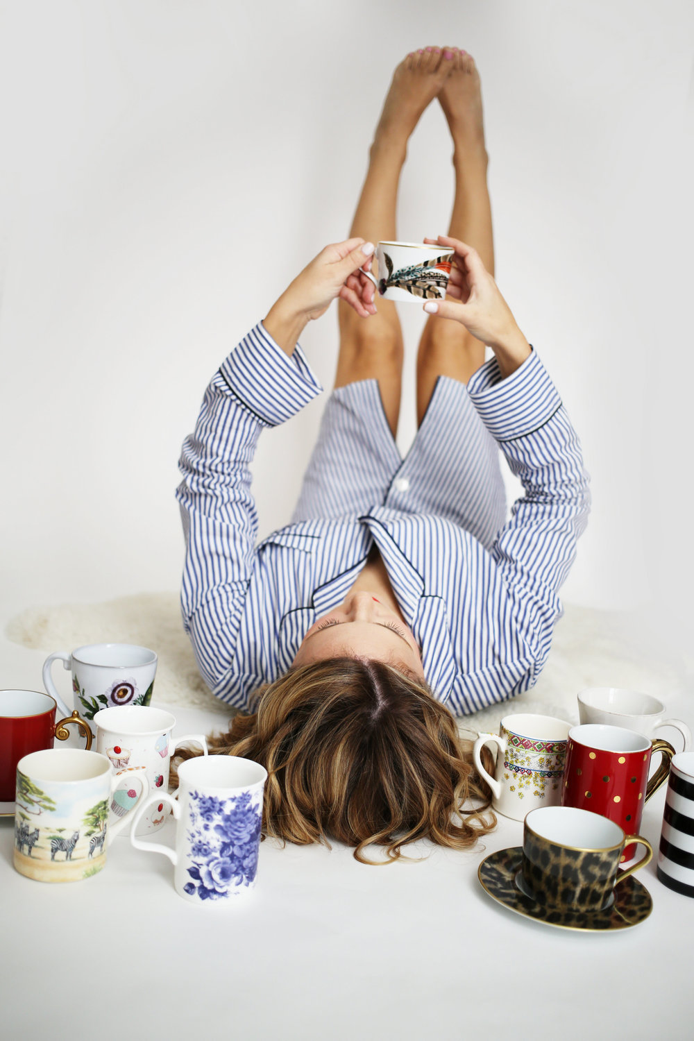 J.Crew striped pajamas and Lerant coffee cups 3.jpg