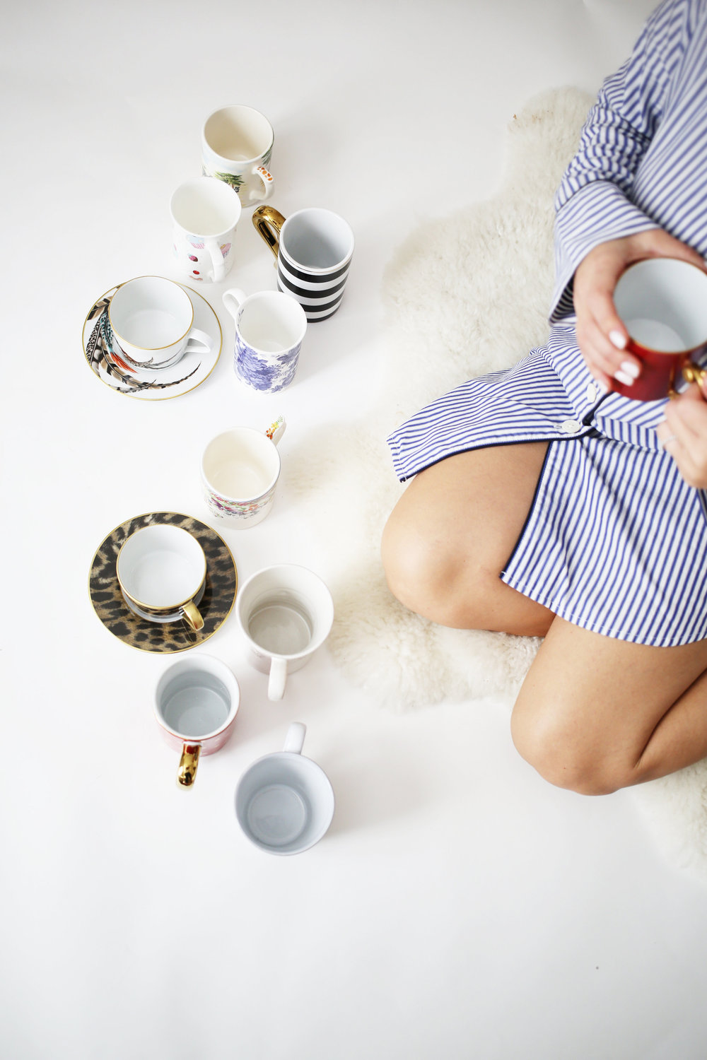 J.Crew striped pajamas and Lerant coffee cups 9.jpg
