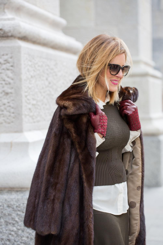NYFW Chanel set with Prada heels and Vintage Fur Jacket 5.jpg