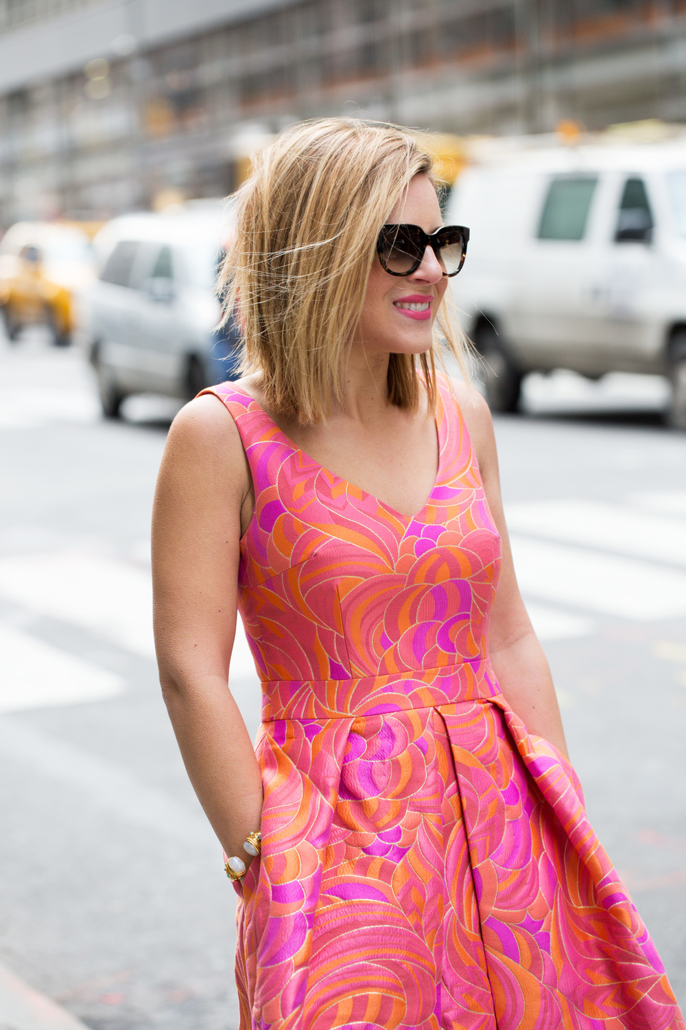 Trina Turk pink and orange dress 6.jpg