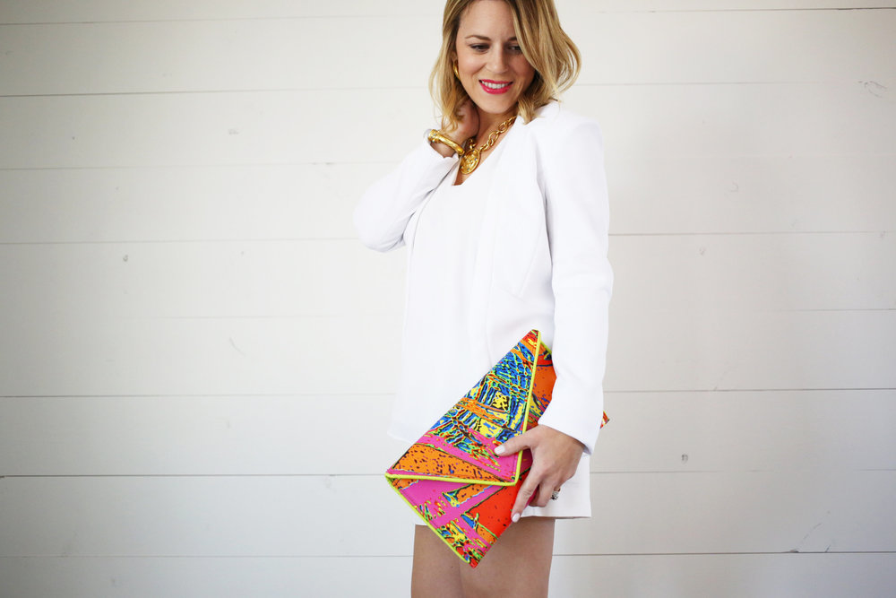 Kent Stetson colorful clutch- how to accesorize! 2.jpg