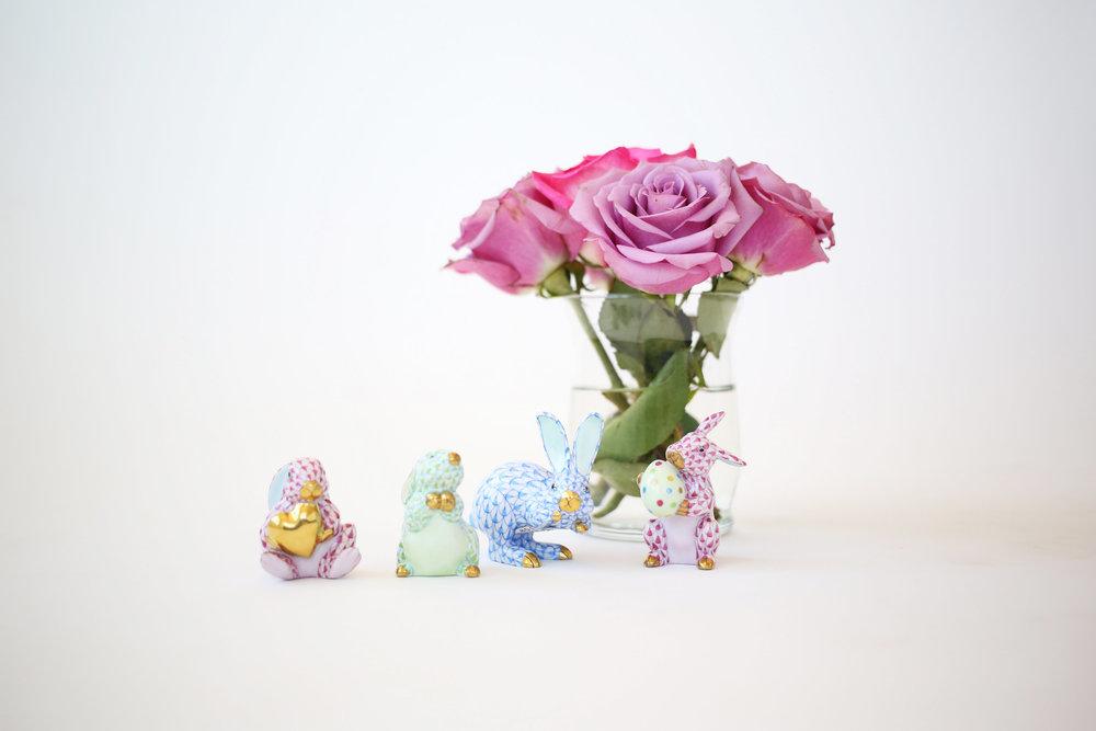 Herend Bunnies for Easter 5.jpg