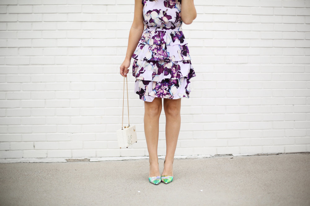 Banana Republic purple floral dress with ruffles 6.jpg