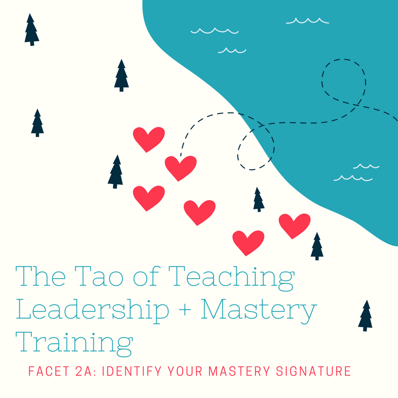 Facet Two: Identify Your Mastery Signature  - Identify and strengthen your understanding of WHO you are a leader and master in your life, what you already have available to you and HOW you can use your innate abilities to be more empowered in your role on the planet. *Are you aware of how amazing you already are?* Is there a part of you you are afraid to embrace fully?* Do you even know what potential you have to create powerful changes in your life?*Are you wanting to take your work to the next level, but are finding your self blocked by resistance, fear, or challenges that seem insurmountable?*Are you a teacher, facilitator, or leader who knows you are made to do and be more, but no matter what you do cannot seem to make headway and you do not know why?What is Identify?Identify is a do-it-your-self online program designed to assist you in combing through the distractions of worry, neglect, shame, guilt and fear of learning... of who and what you truly are at your core... so you can be more aware of what you already know and the mastery you already possess, so you may use those skill sets and be met with respect and abundance from the universe.   20% of all sales go to supporting those affected by Hurricanes Harvey and Maria.