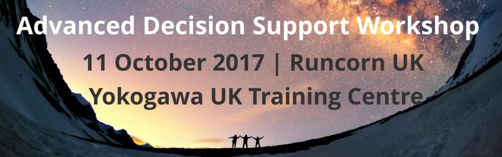 Advanced Decision Support Workshop