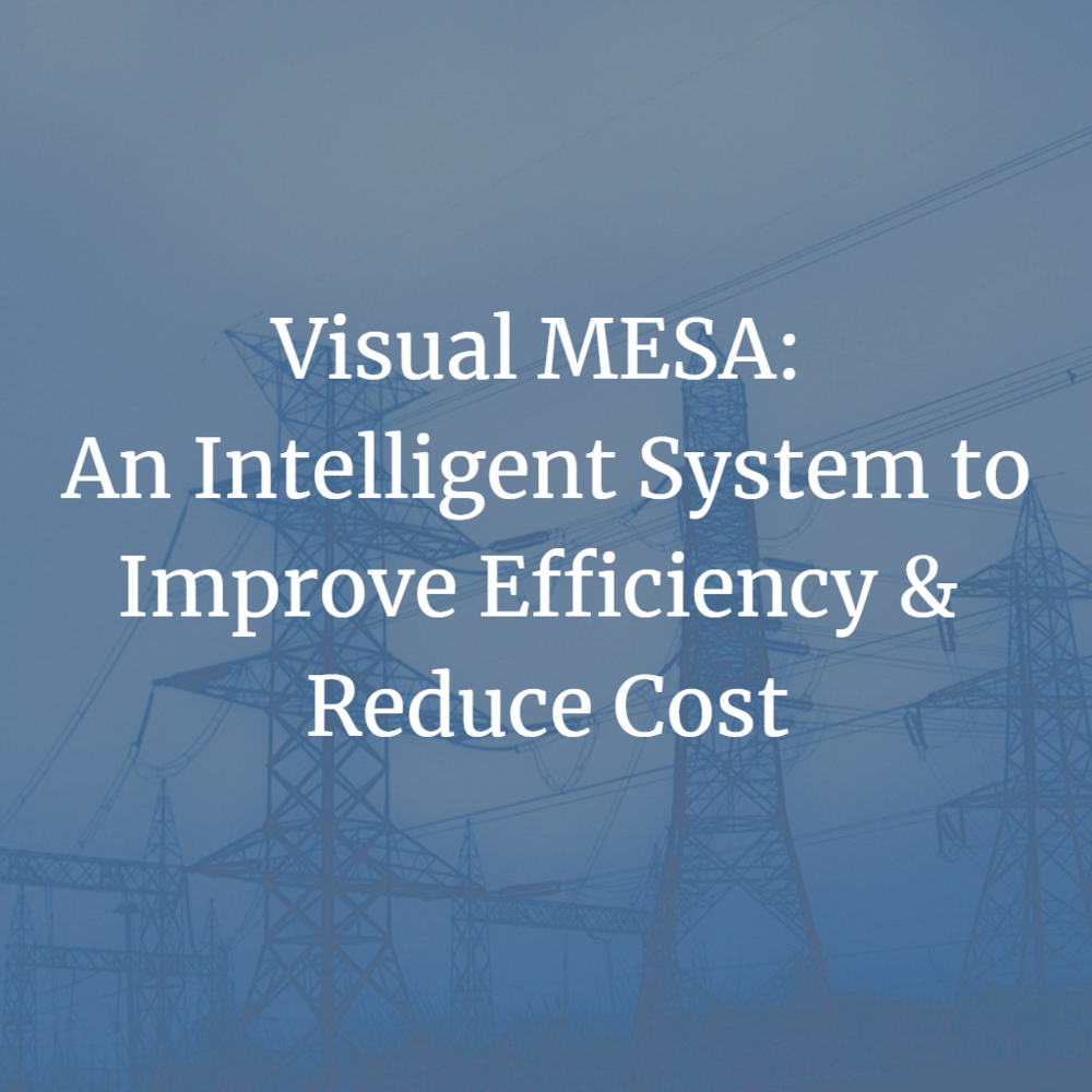 Improving Energy Efficiency & Reducing Cost in Utility Systems ...
