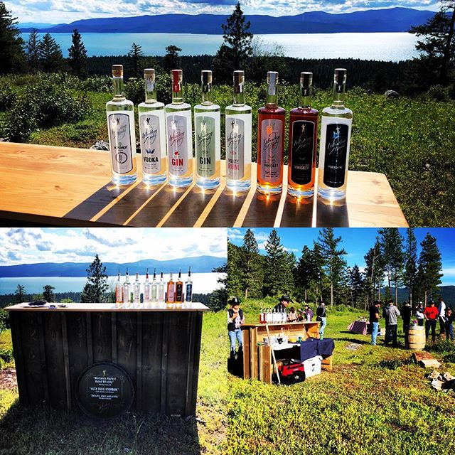 Thank you SOOO Very much to Chase, Jason and the whole Flathead Lake Lodge crew!  What a special place you have and so appreciate you making Whistling Andy a part of your summer!
