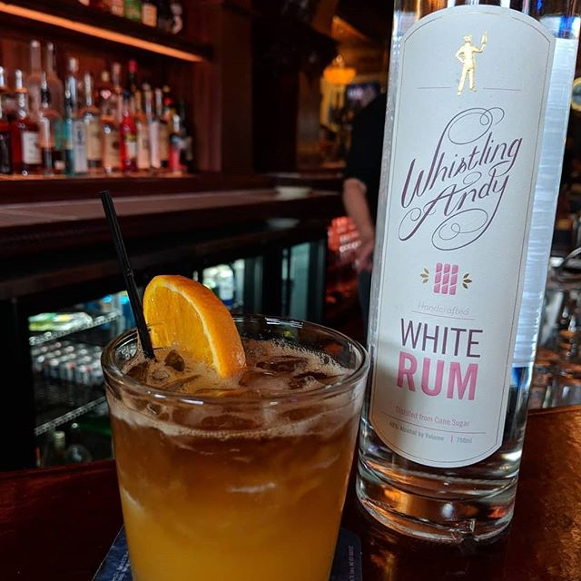 Go check out the new digs Columbia  Falls! @gunsightbarandgrill killing the cocktail game!