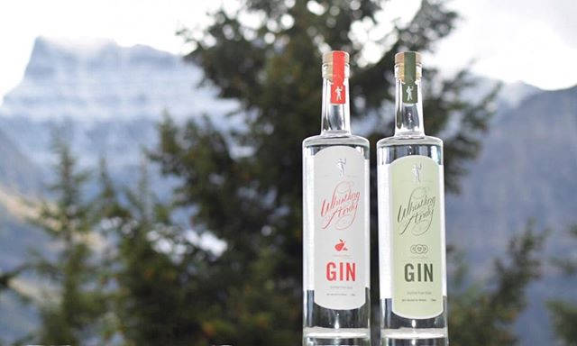 Looking ahead to summer and getting back into the mountains! Bringing along some of our gins, Pink Peppercorn Pear and Cucumber, always makes it better😉