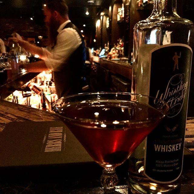 Home away from home  #thisiscraft #whiskey #bourbon #usbglv #lasvegas #whistlingandy #madeinmontana