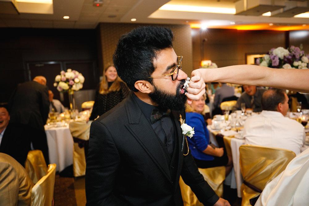 Captured by  Bravado Weddings