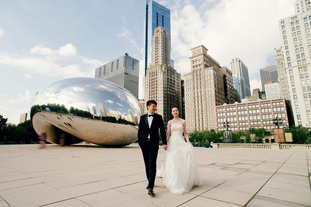 Chris_Hui_婚禮_婚紗照_pre_wedding_photography_best_011_Chicago_Cloud_Gate_Bean_大豆_芝加哥.jpg
