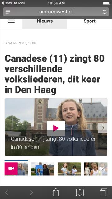 Netherlands: Omroepwest