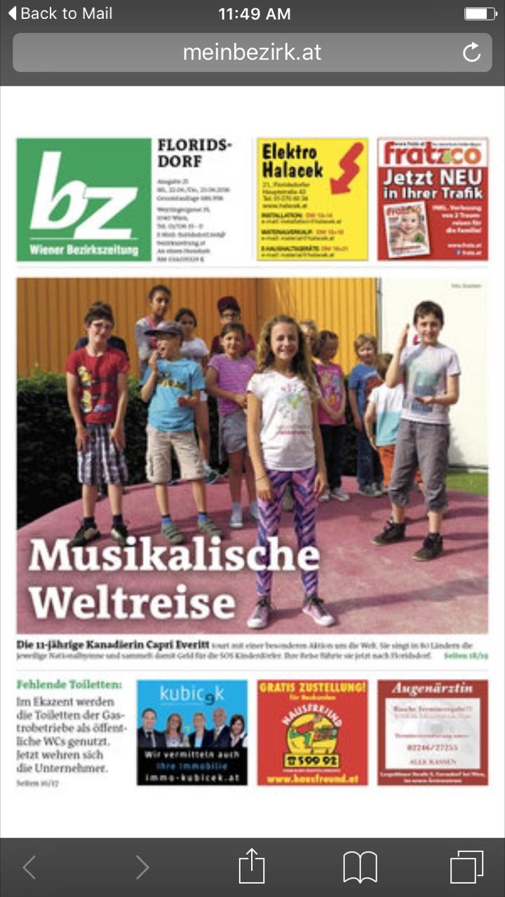 Austria: Vienna News
