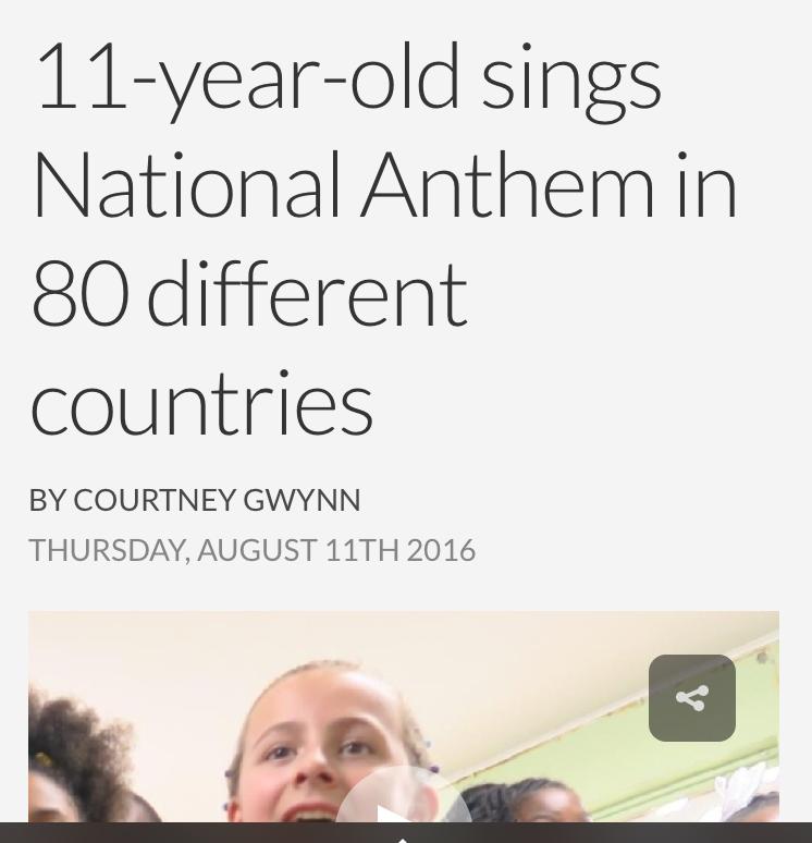 Anthem #80 of 80!!!