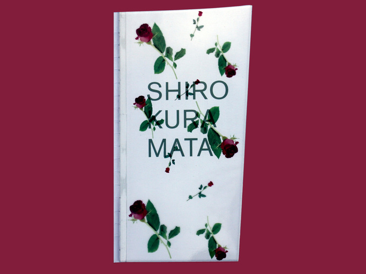 Shiro Kuramata: art book concept