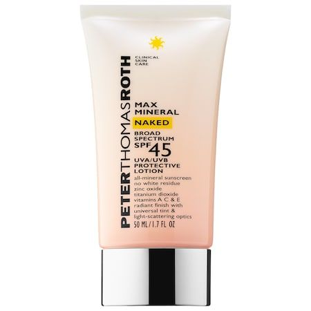 Peter Thomas Roth  naked mineral sunscreen