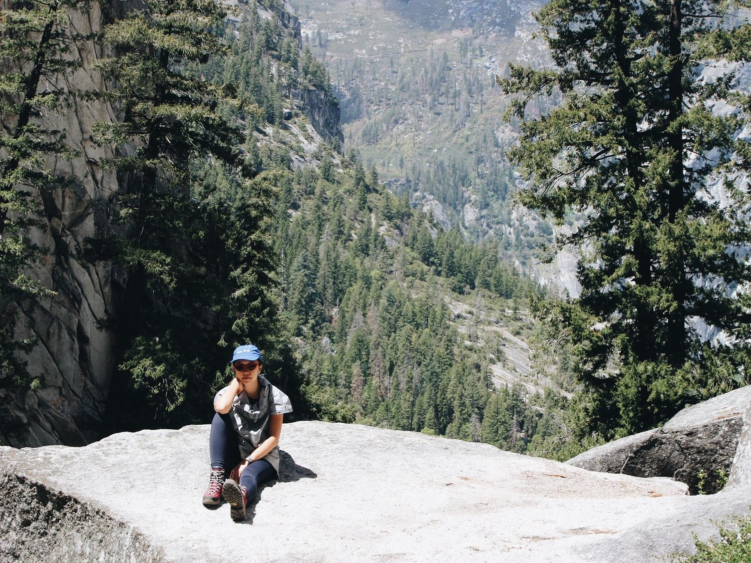 vsco edits: yosemite — SYSTEMATIC BEGINNINGS