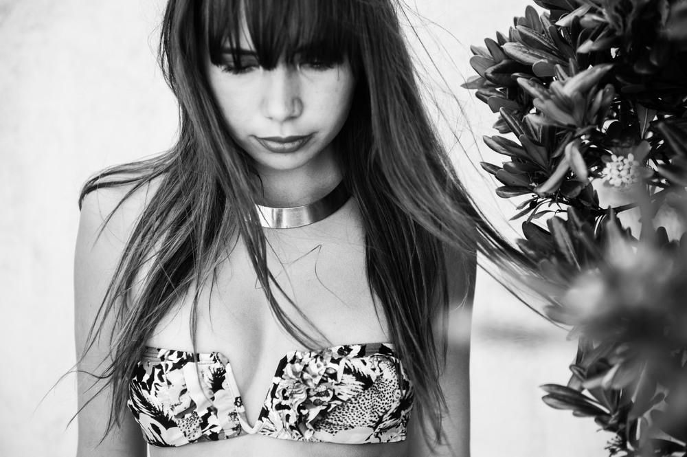 Model + Stylist  Shot by Sofia Alvarado