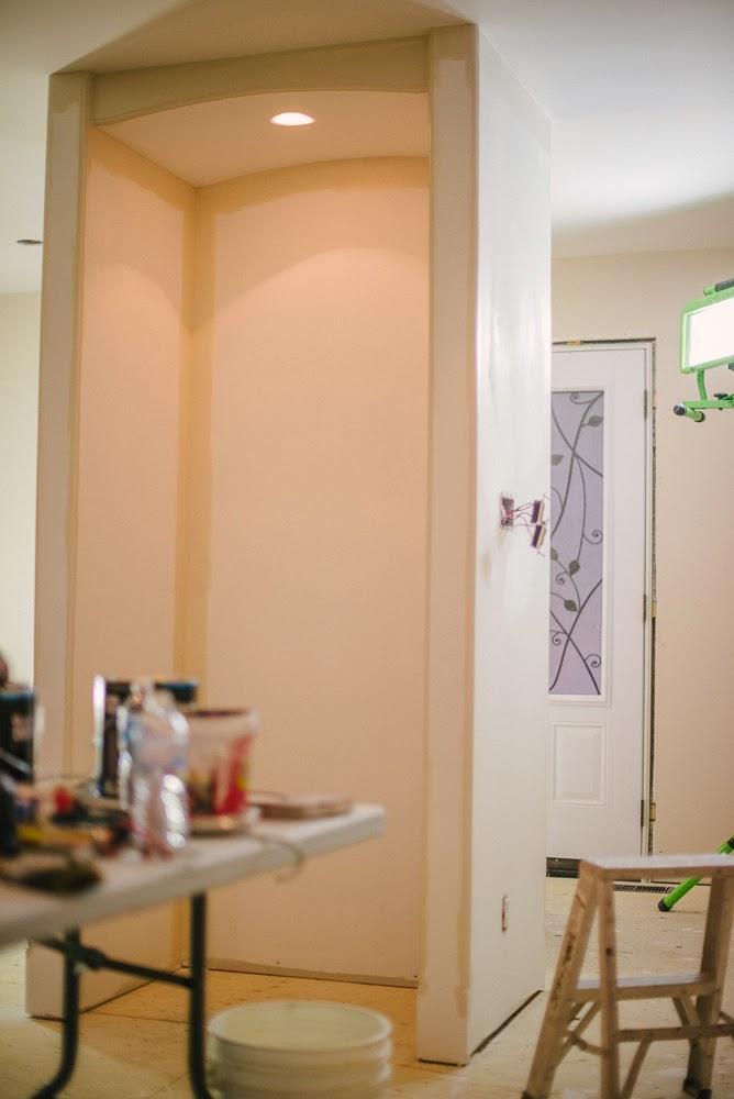JCB and SONS carpentry painting beauty-tone designer series paint Erin Hillsburgh Durham Owen Sound Hanover Orangeville Painting renovation kitchen bathroom drywall custom