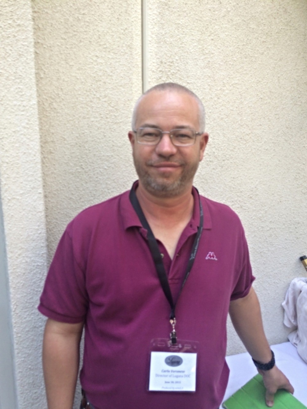 Carlo Veronese, Director of theLugana DOC