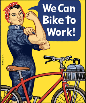Bike Commuters of Atlanta Awesome advocacy group -  1,000 + members on Facebook  facebook.com/groups/bikecommutersatl/