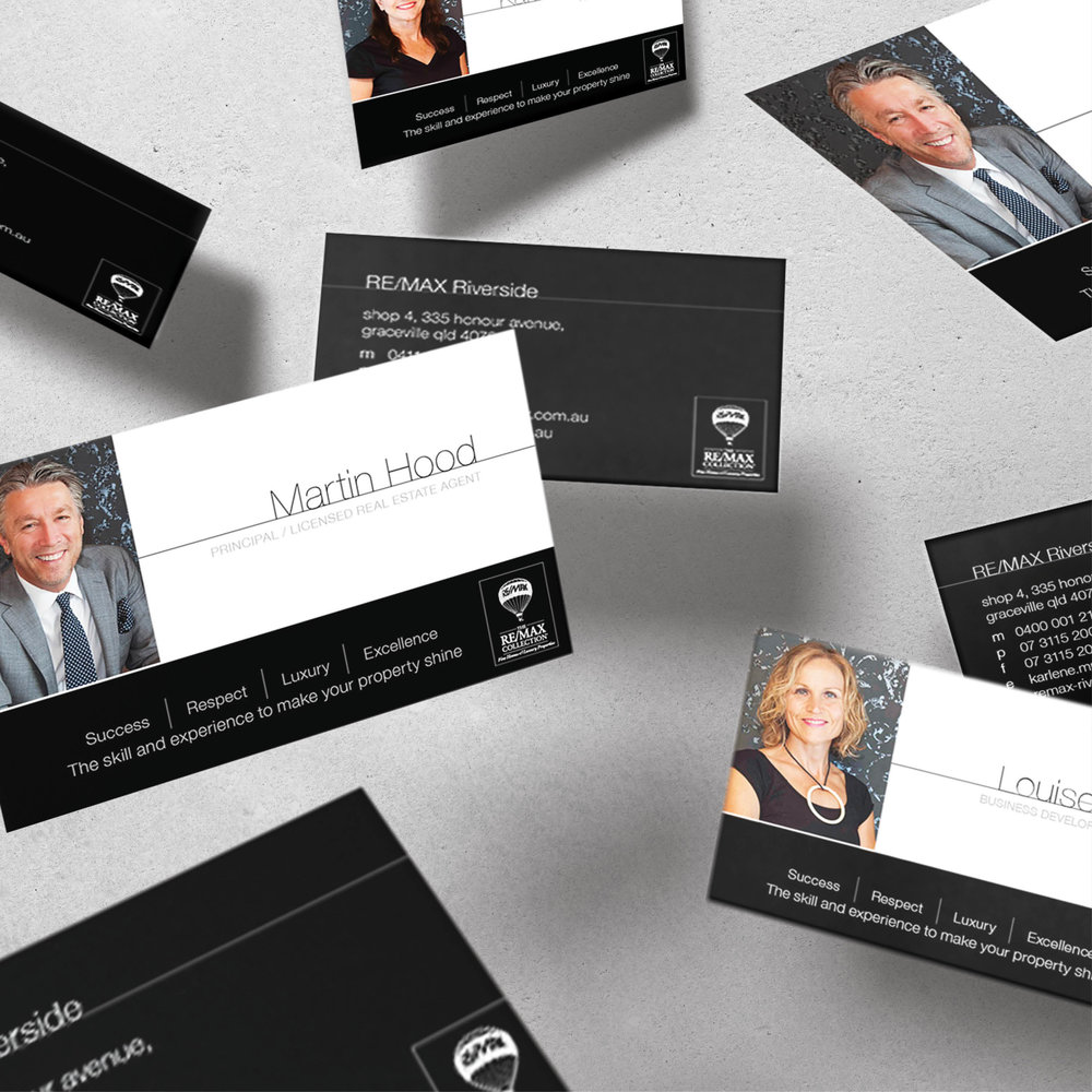 RE/MAX Riverside - Office Branding