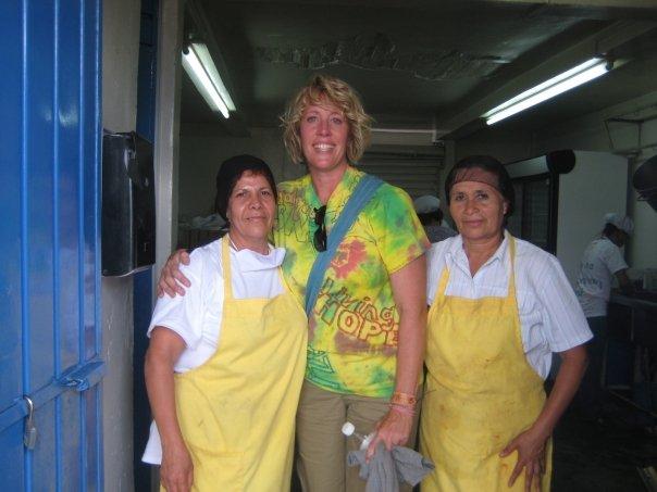 Kim & cocineros