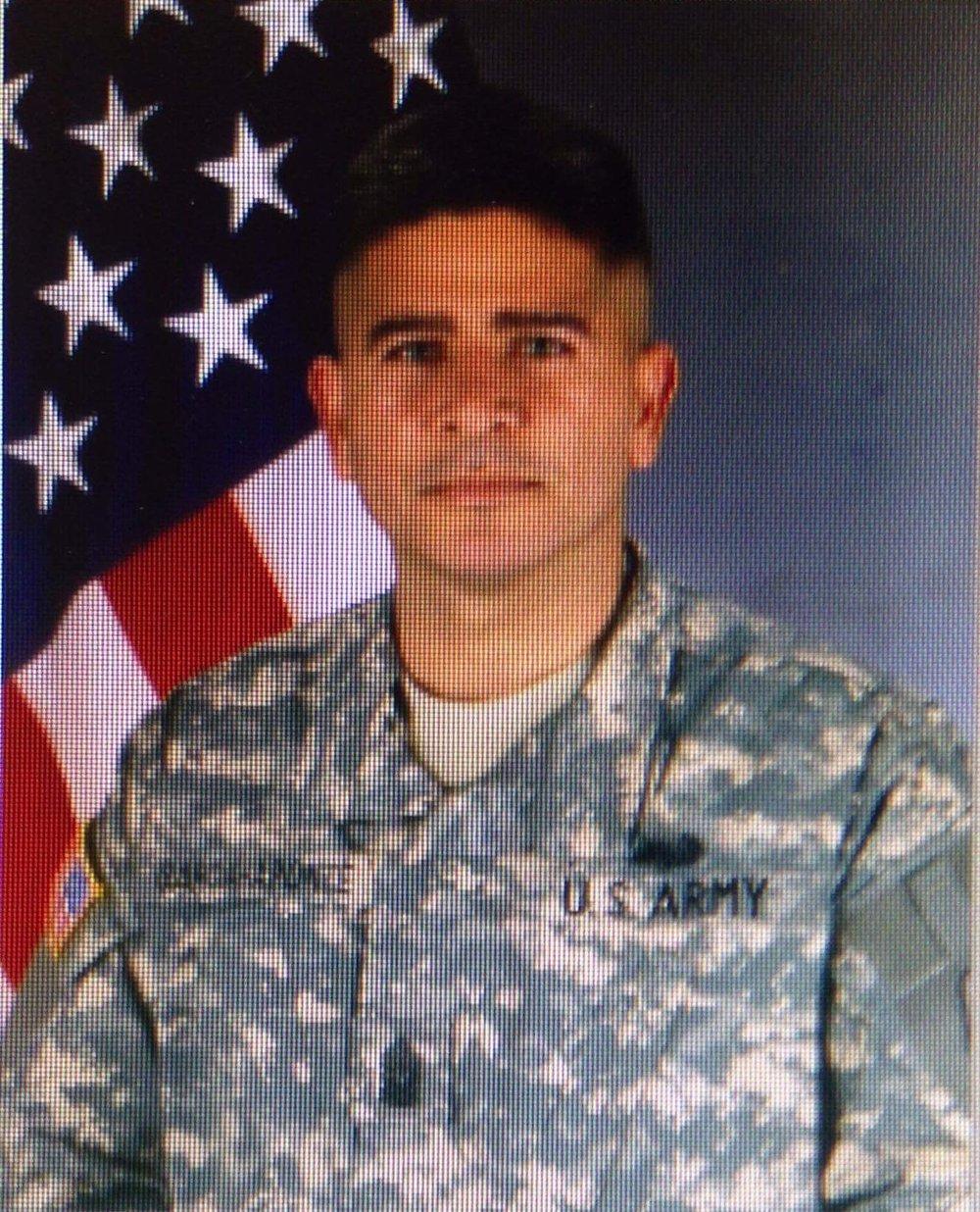 Jose Garcia Aponte, US Army