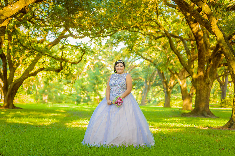 Houston Quinceañera - Fotografo de Quinceañeras en Houston - www.lunabela.com