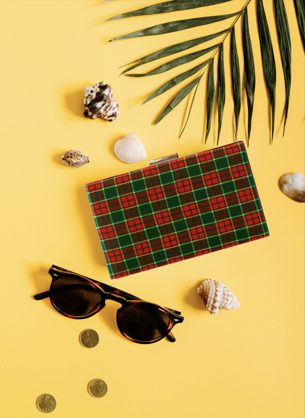 Shuka Collection - Our favorite plaids