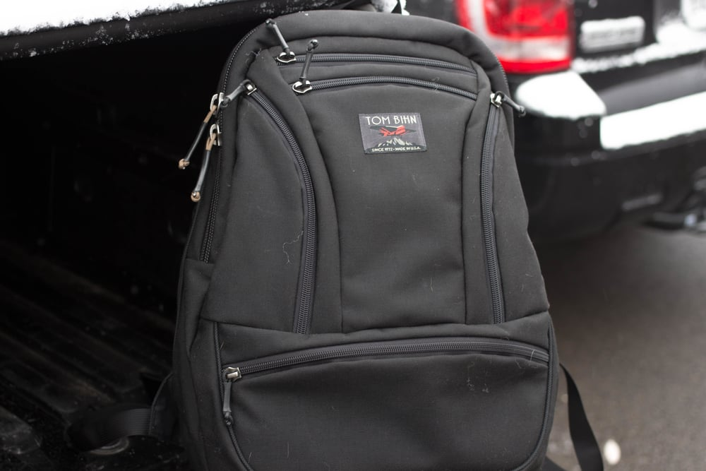 0a83b50dfb34 Tom Bihn Synapse 25 Backpack Review — RMK Outdoors