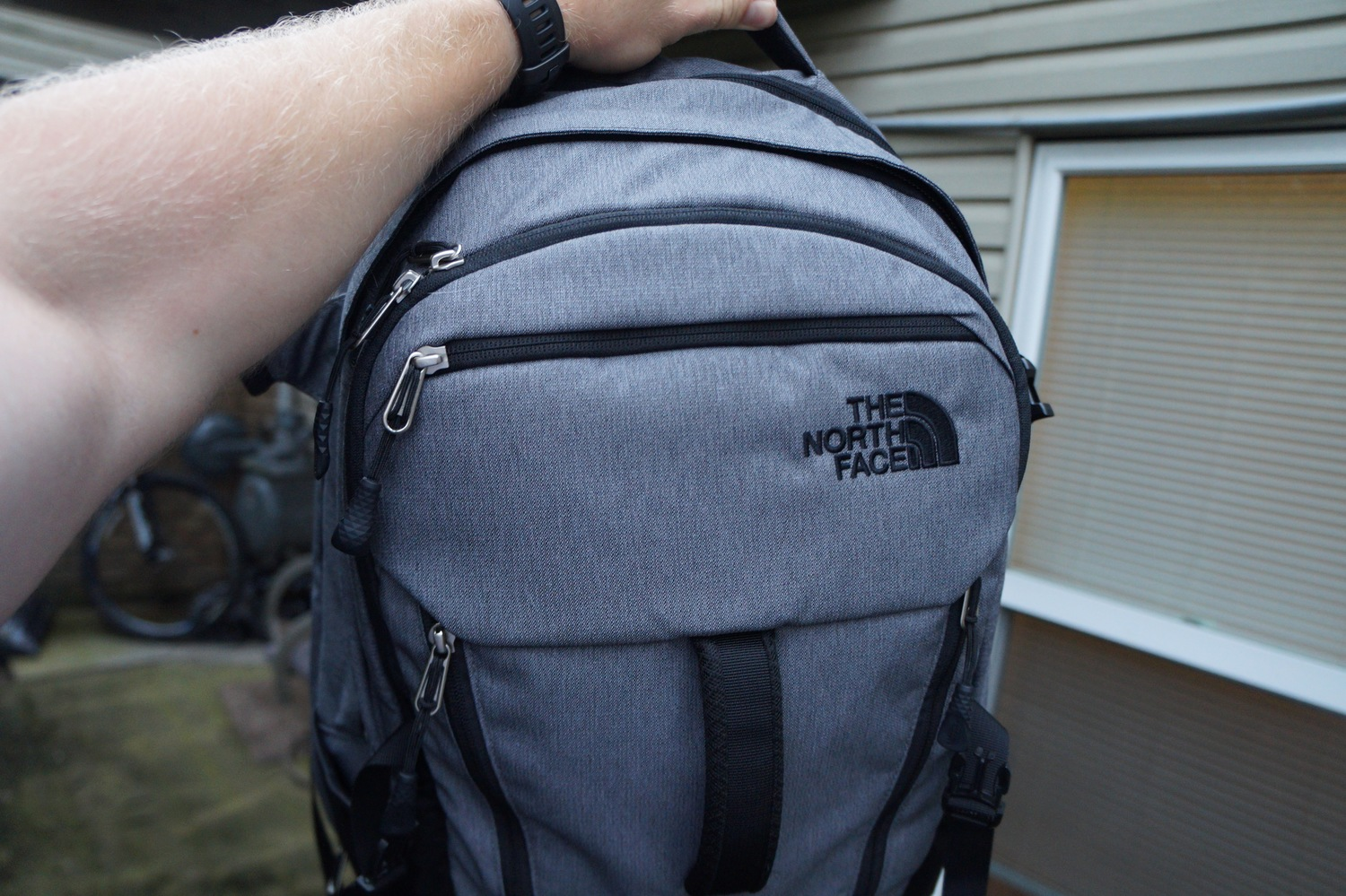 5a81e5cc77f1 The North Face Surge 2015 Review — RMK Outdoors