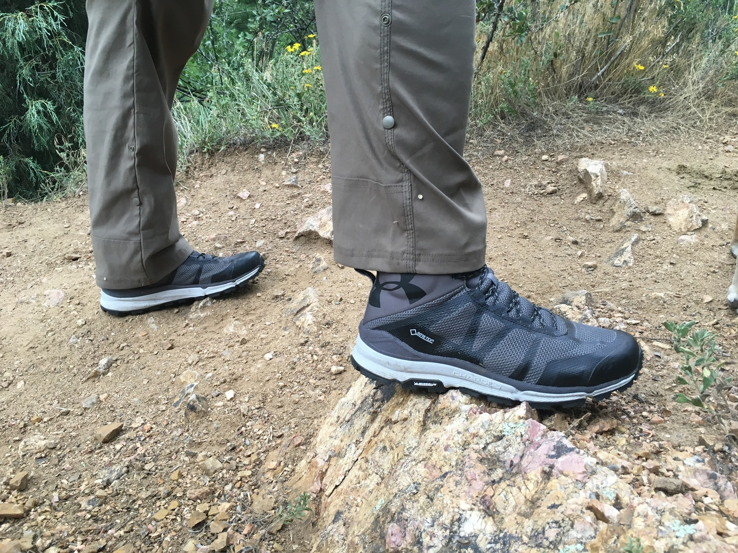 db30f74fe5b Under Armor Verge Mid GORE-TEX Boots Review — RMK Outdoors