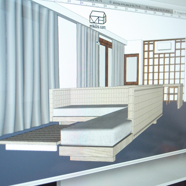 We are currently doing some project on a beautiful villa located in Jimbaran, Bali. We will combine two components to the three floors villa, such as traditional and modern element. This villa will not only be executed with wood as the furniture material but also rattan as the material for the sectional sofa on the second floor. Furthermore, a beautiful library cabinet will also be placed on the second floor together with the dining tables and L-shaped sofa, the aim for this villa is to sell is as one of the top 25 most expensive villas on the Island, we will show you more once ready!
