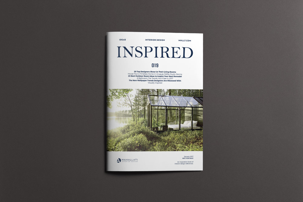 Inspired Vol 19 - January 2017