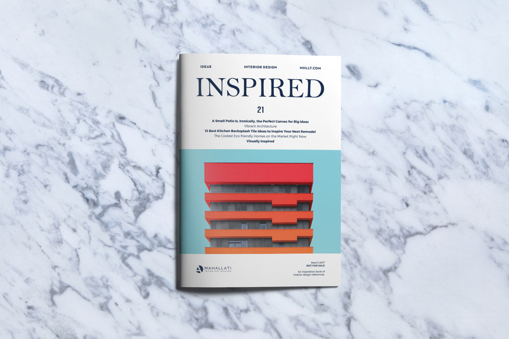 Inspired Vol 21 - March 2017
