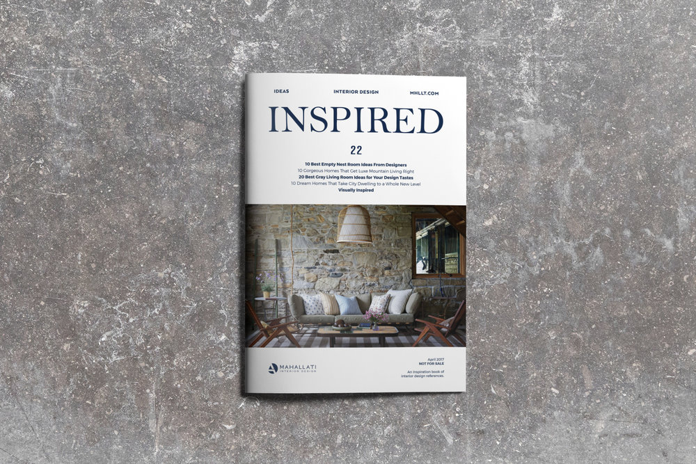 Inspired Vol 22 - April 2017