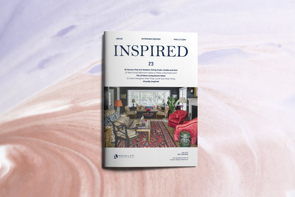 Inspired Vol 23 - May 2017