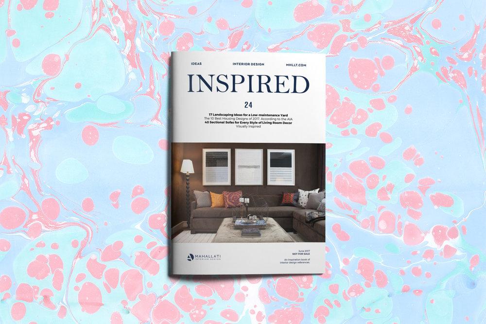 Inspired Vol 24 - June 2017