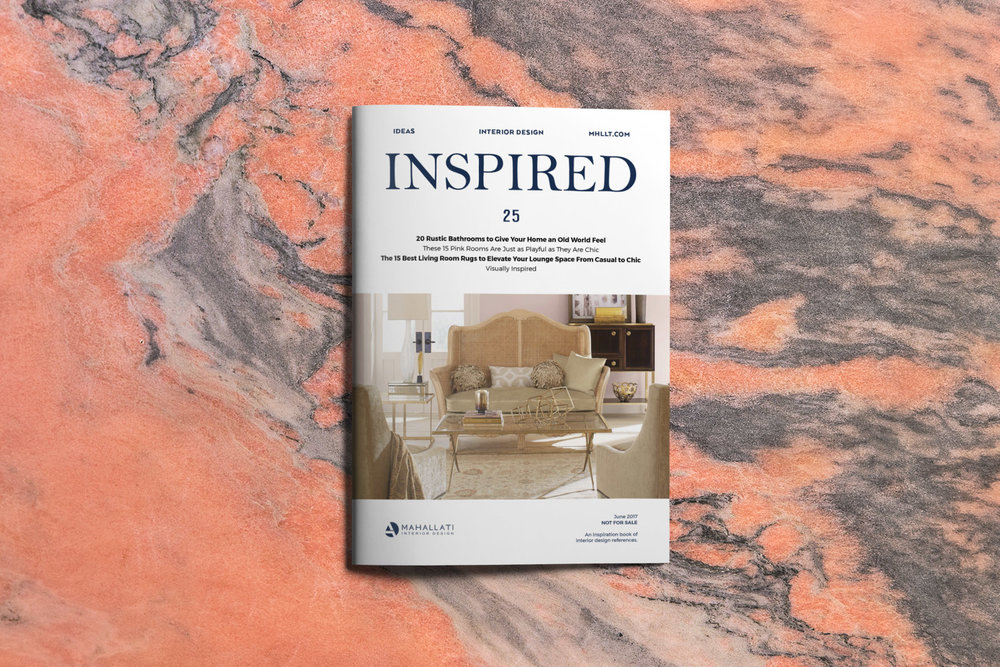 Inspired Vol 25 - July 2017