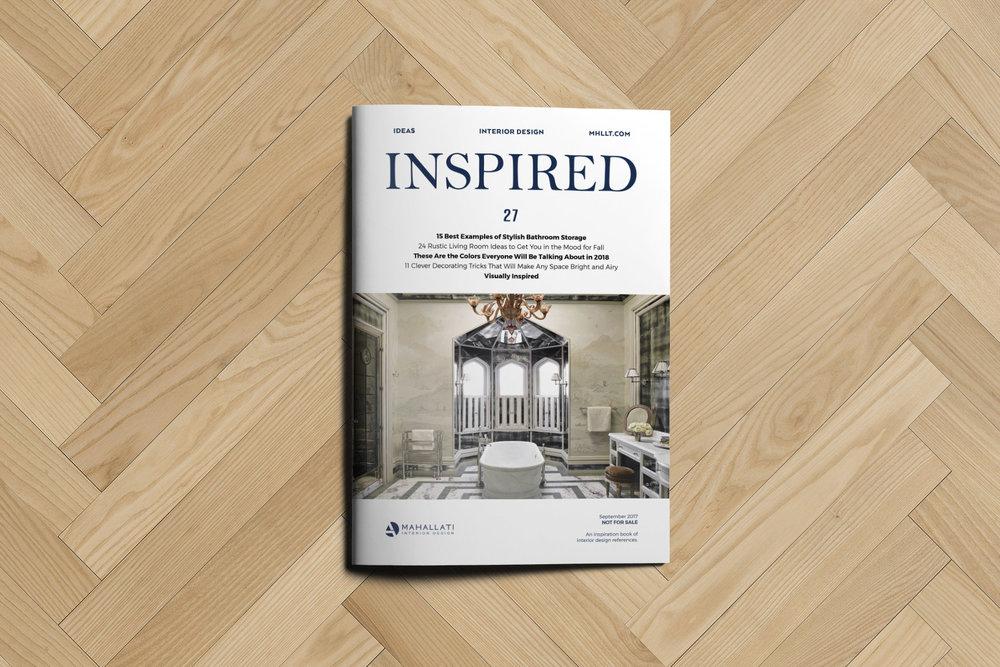 Inspired Vol 27 - September 2017